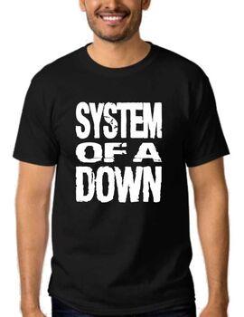 Μπλούζα t-shirt Heavy Metal System Of A Down