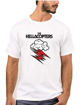 Rock t-shirt The Hellacopters