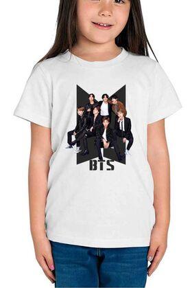 Mπλούζα με στάμπα BTS