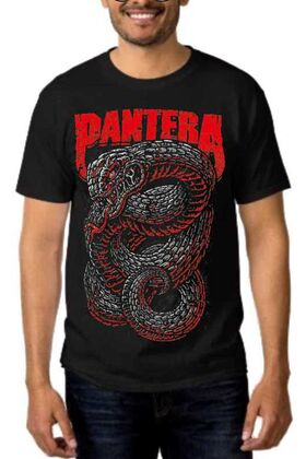 Rock t-shirt Pantera Great Southern Outtakes