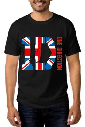 Rock t-shirt One Direction
