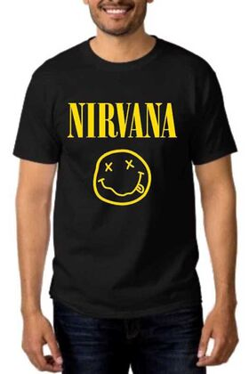 Rock t-shirt Nirvana