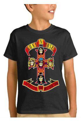 Παιδικό μπλουζάκι GUNS N ROSES