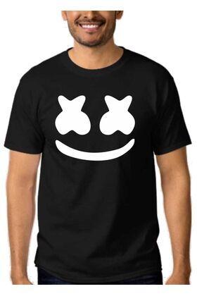 Μπλούζα με στάμπα Marshmello