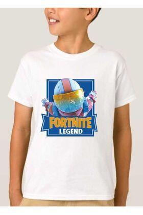Μπλουζάκι με στάμπα Fortnite
