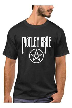 Rock t-shirt με στάμπα Motley Crue