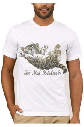 Μπλουζάκια με στάμπα Cat Cool Kitty Cola