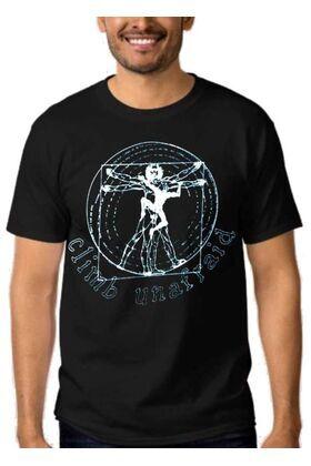 Μπλούζα t-shirt Climb Unafraid