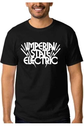 Rock μπλούζα t-shirt Imperial State Electric
