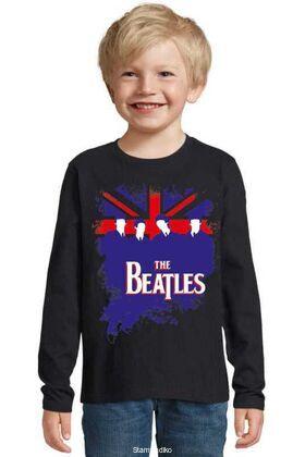 Παιδικό μπλουζάκι με στάμπα The Beatles