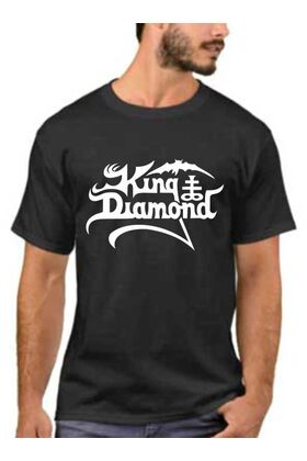 Μπλούζα t-shirt Heavy metal King Diamond