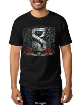 Rock Black t-shirt Scorpions Sting in the Tail