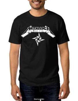 Rock t-shirt METALLICA
