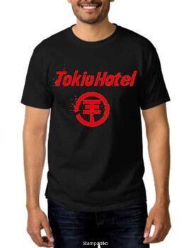 Rock t-shirt Tokio Hotel