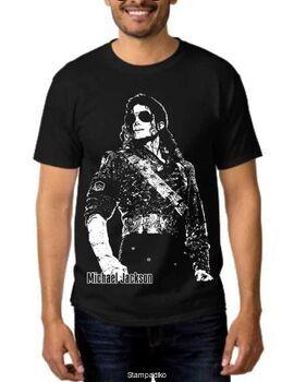 Rock t-shirt Michael Jackson