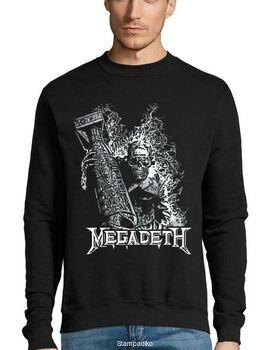 Μπλούζα Φούτερ με στάμπα Megadeth Arsenal of Megadeth