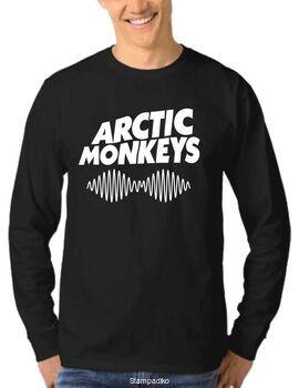 Μπλούζα Φούτερ Sweatshirt Rock ARCTIC MONKEYS