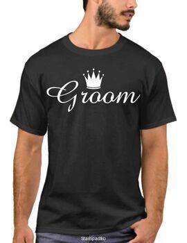 Μπλουζάκια Bachelor Party T-Shirt BRIDE GROOM