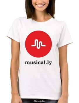 Μπλουζάκι Musically T-Shirts