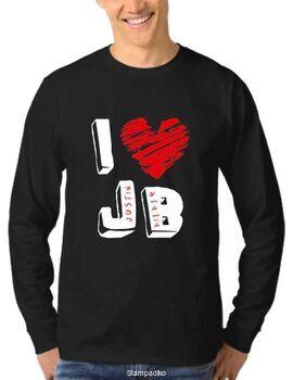 Μπλούζα Φούτερ Sweatshirt Rock JUSTIN BIEBER