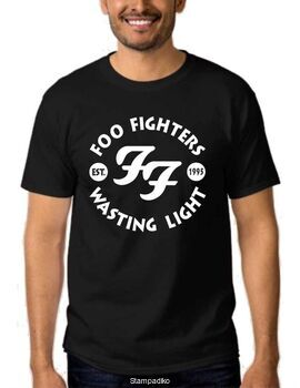 Μπλούζα Rock t-shirt Foo Fighters