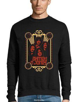 Μπλούζα Φούτερ με στάμπα Black Sabbath ahmed n jones