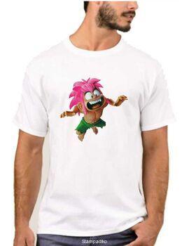 Μπλουζάκι με στάμπα Tombi