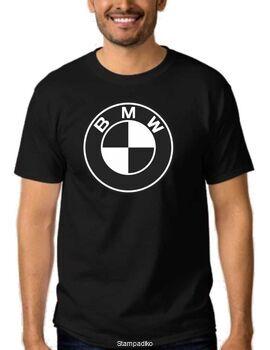 Μπλούζα αυτοκινήτου με στάμπα BMW