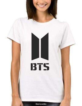 Μπλουζάκι,φούτερ κουκούλα & φούτερ χωρίς κουκούλα με στάμπα BTS