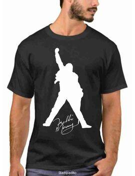 Μπλουζάκι,φούτερ κουκούλα & φούτερ χωρίς κουκούλα με στάμπα Freddie Mercury Queen