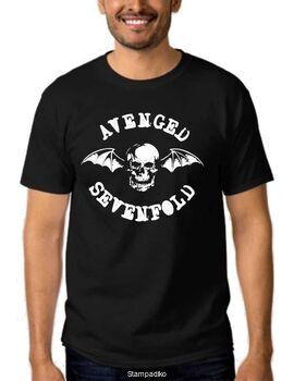 Μπλουζάκι,φούτερ κουκούλα & φούτερ χωρίς κουκούλα με στάμπα Avenged Sevenfold