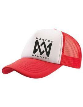 Καπέλο με στάμπα Marcus & Martinus