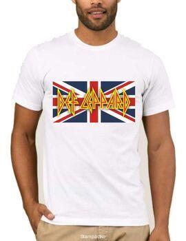 Rock t-shirt Def Leppard