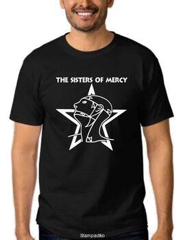 Μπλουζάκι,φούτερ κουκούλα & φούτερ χωρίς κουκούλα με στάμπα The Sisters Of Mercy