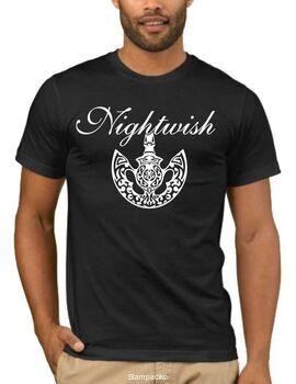 Μπλουζάκι,φούτερ κουκούλα & φούτερ χωρίς κουκούλα με στάμπα Nightwish