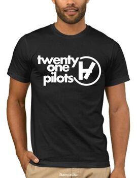 Μπλουζάκι,φούτερ κουκούλα & φούτερ χωρίς κουκούλα με στάμπα Twenty One Pilots
