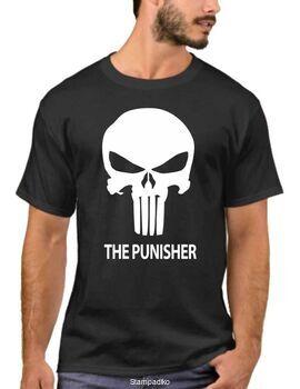 Μπλούζα με στάμπα The Punisher