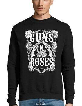 Μπλούζα Φούτερ Guns N Roses 1985