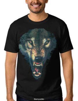 Μπλούζα t-shirt Wild Wolf