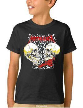 Παιδικό μπλουζάκι με στάμπα Metallica Sad But True