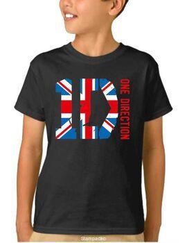 Παιδικό μπλουζάκι με στάμπα One Direction