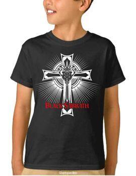 Παιδικό μπλουζάκι με στάμπα Black Sabbath Rules Of Hell