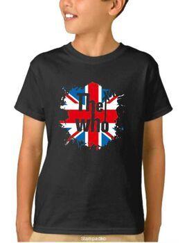 Παιδικό μπλουζάκι με στάμπα The Who