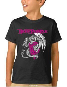 Παιδικό μπλουζάκι με στάμπα Deep Purple The Battle Rages On