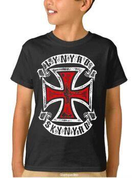 Παιδικό μπλουζάκι με στάμπα Lynyrd Skynyrd