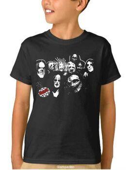 Παιδικό μπλουζάκι με στάμπα Slipknot