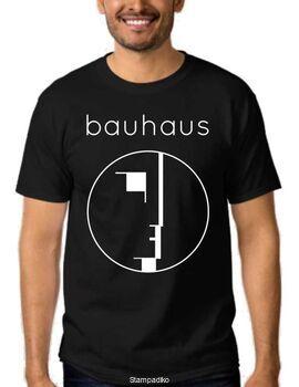 Mπλουζάκι με στάμπα Bauhaus