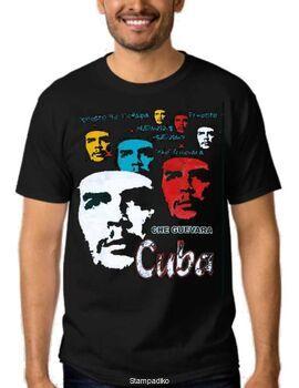Μπλούζα t-shirt Che Quevara Cuba