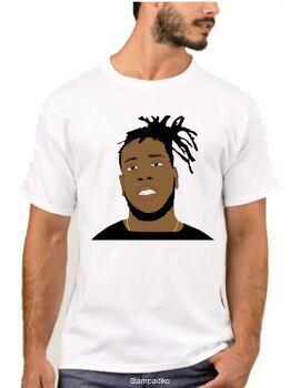 Mπλουζάκι με στάμπα Burna Boy
