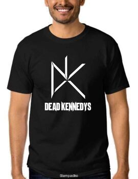 Rock Punk t-shirt με στάμπα Dead Kennedys